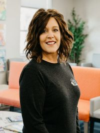 Gwen Van Roekel | About Us | Children's Dental Centre, Sioux Center, IA