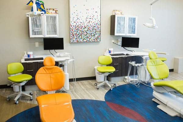 Exam room | Children's Dental Centre, Sioux Center, IA