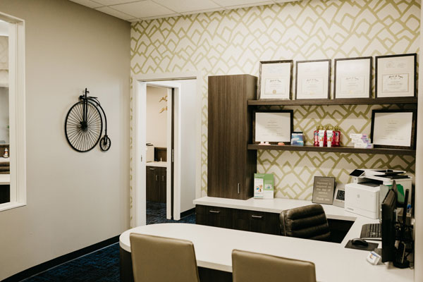 Office | Children's Dental Centre, Sioux Center, IA